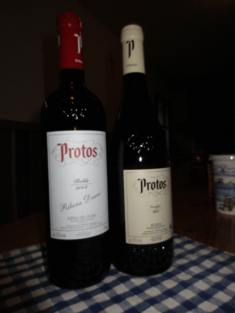 víno lesní školy