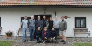 Oslava narozeni týmu Protosu na Lipinách