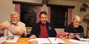 porada týmu Protosu na Lipinách